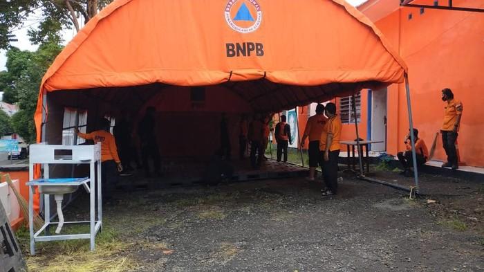 Pemkot Parepare Dirikan Posko Bantuan untuk Korban Gempa Sulbar (Foto: Istimewa)