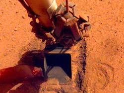 Robot NASA Gagal Total Gali Permukaan Planet Mars