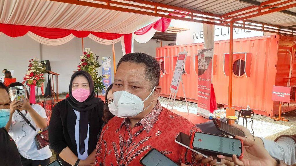 Pemkot Surabaya Terus Sosialisasikan Vaksin Corona, Whisnu: Aman dan Halal