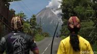 Potret Aktivitas Terkini Gunung Merapi