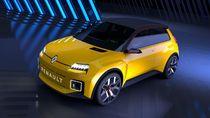 Imut Banget, Ini Penampakan Mobil Listrik Konsep Renault 5