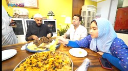 Rahasia Masak Nasi Mandhi Lezat dari Syekh Ali Jaber