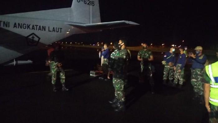 Satgas banjir TNI AL diterjunkan ke Kalsel