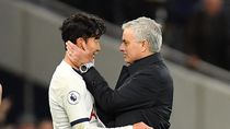 Pengakuan Son Heung-min Dilatih Jose Mourinho