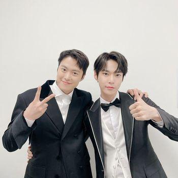 Gongmyung dan Doyoung
