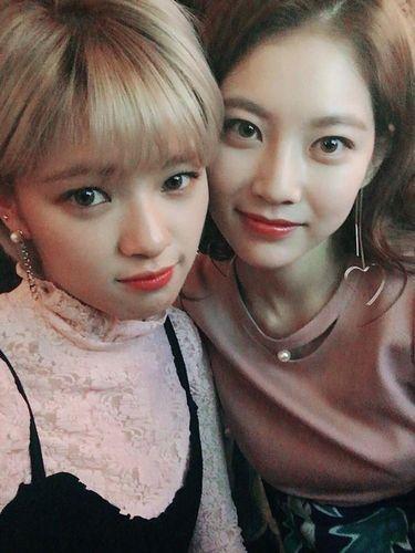 Jeongyeon dan Seungyeon
