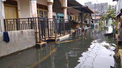 Permukiman Kebanjiran Lebih dari Sebulan Jadi PR Bagi Wali Kota Medan