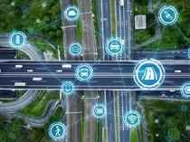 Canggih! China Uji Jalanan Pintar, Cocok buat Mobil Autopilot
