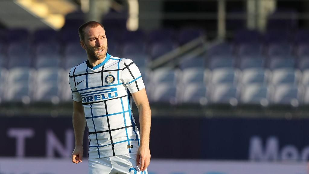 Tottenham Susah Gaet Eriksen dari Inter, Kena Karma?