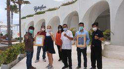 Hampir 1.000 Pelaku Usaha di Bali Kantongi Sertifikat CHSE Kemenparekraf