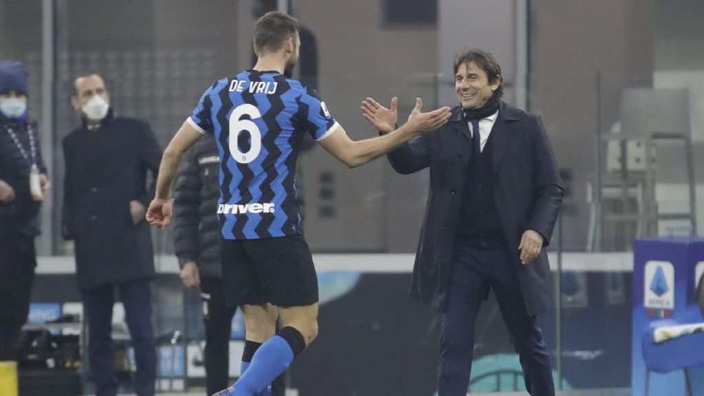 Inter Milan Vs Juventus: Conte Akhirnya Bisa Kalahkan Bianconeri!