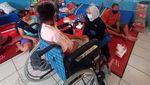 CT ARSA Foundation Peduli Korban Longsor di Sumedang