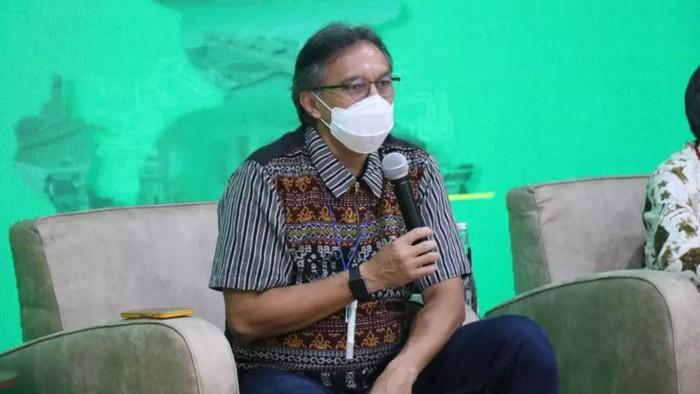 Direktur Jenderal Mineral dan Batubara (Minerba) Ridwan Djamaluddin