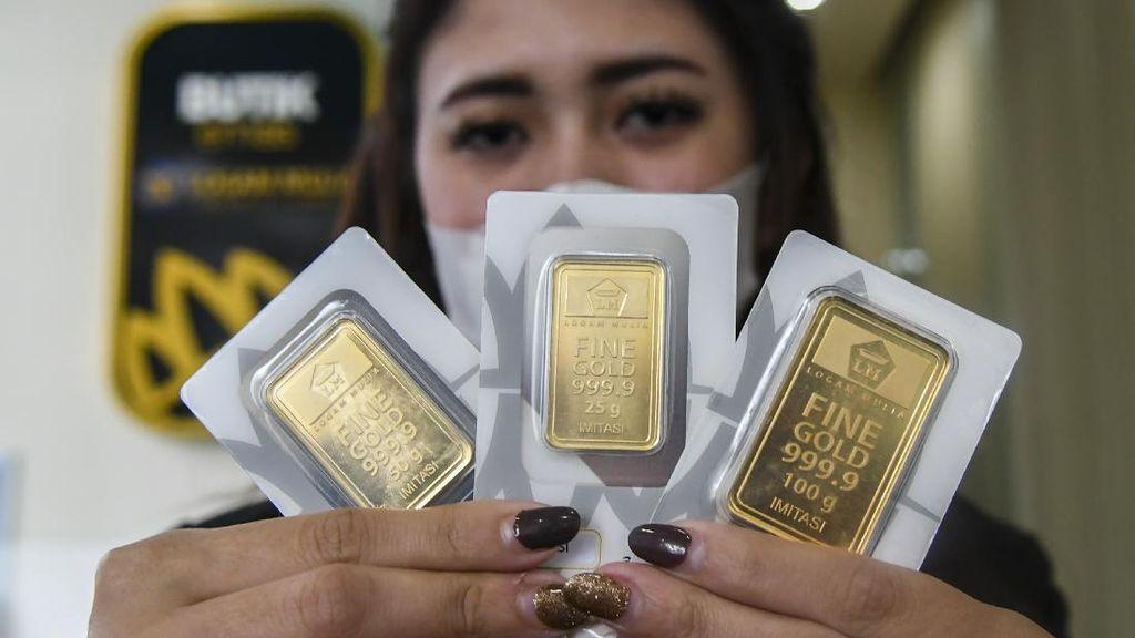 Waktu Tepat Beli Emas: Pas Punya Uang, Bukan Saat Harga Turun