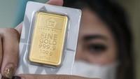 Naik Rp 9.000, Ini Rincian Harga Emas Antam 21 Januari 2021