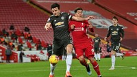 Gagal Menang di Anfield, Man United Kurang Berani