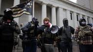 Tenteng Senjata Api, Ini Kata Demonstran di Texas