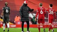 Klopp ke Liverpool: Finis Empat Besar Bakal Berat