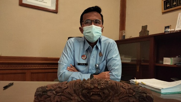 Kadiv Imigrasi Kantor Wilayah Kemenkumham Bali Eko Budianto (Foto: Angga Riza/detikcom)