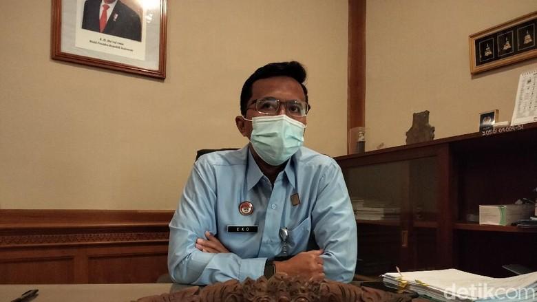 Kadiv Imigrasi Kantor Wilayah Kemenkumham Bali Eko Budianto