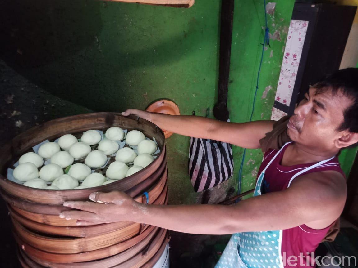 Kelezatan Bakpao Tjuyen dari Jombang yang Eksis Sejak 35 Tahun Lalu