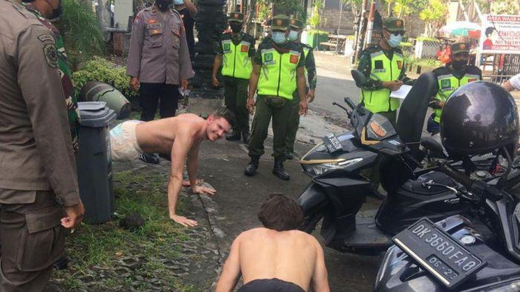 Kepatuhan Aturan COVID-19 di Bali Tinggi, Tapi Banyak Warga Asing yang Nakal