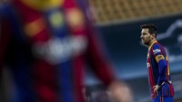 Ironi Messi: Main, Dikartu Merah, Barcelona Kalah