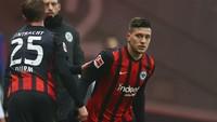 Luka Jovic: Baru Dibuang Real Madrid, Langsung Gaspol di Frankfurt