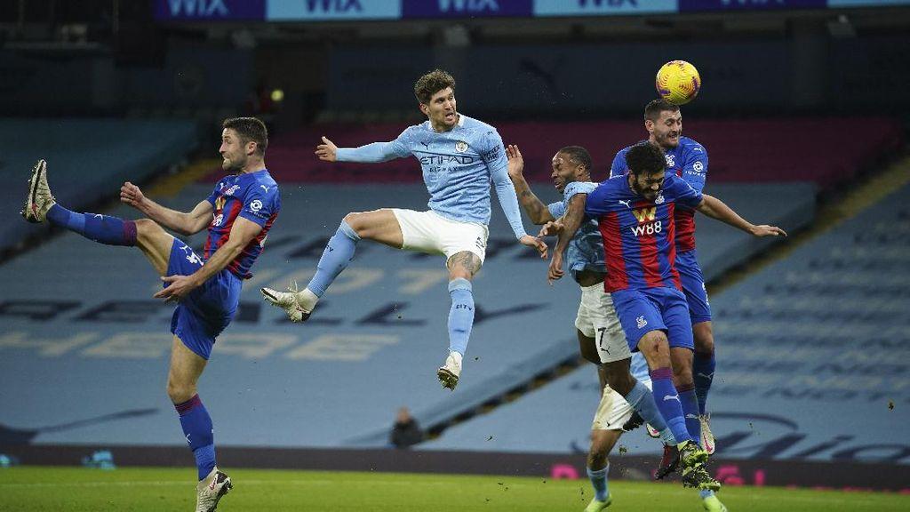 6 Fakta Usai Laga Man City Vs Crystal Palace