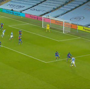Video Gol-gol di Laga Man City Vs Crystal Palace