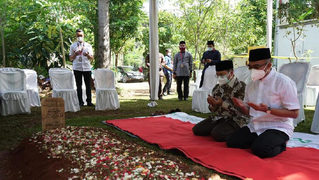 Menko PMK: Syekh Ali Jaber Sangat Paham Anatomi Masyarakat Indonesia