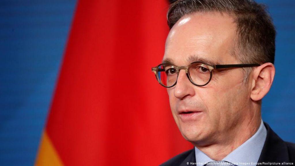 Menlu Jerman Sarankan Pelonggaran Pembatasan Bagi yang Telah Divaksin