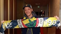 Mesut Ozil Tinggalkan Arsenal, Resmi Gabung ke Fenerbahce