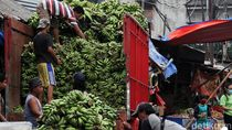 Suasana Pasar Kemiri Depok di Tengah Pesatnya Pasar Modern