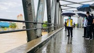 Jokowi Minta Jembatan Runtuh Akibat Banjir Kalsel Diperbaiki dalam 4 Hari