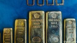 Turun Rp 9.000, Ini Daftar Harga Emas Antam Selasa 9 Maret 2021