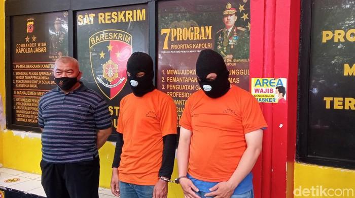 Polisi Bongkar Prostitusi Berkedok Spa di Bandung