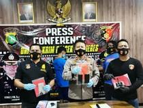 Melawan Polisi, 2 Residivis Jambret di Jakbar Dihadiahi Timah Panas