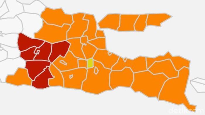 Ponorogo Zona Merah