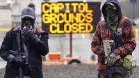 Sangar, Foto-foto Anggota Boogaloo Pendukung Trump