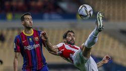 Barcelona Vs Athletic Bilbao Lanjut ke Babak Tambahan