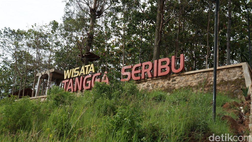 Tangga Seribu, Wisata Hidden Gem yang Mempesona di Bandung Timur