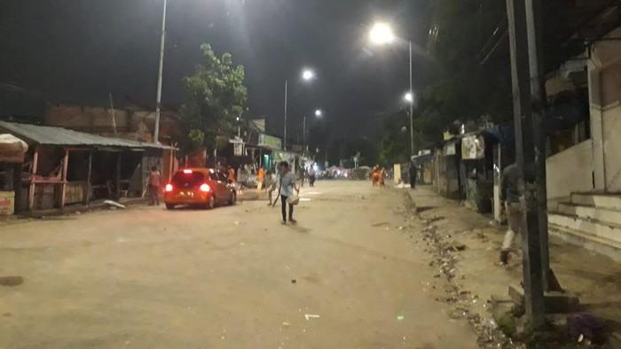 Tawuran Kembali Pecah di Manggarai, Jalan Tambak Sempat Ditutup