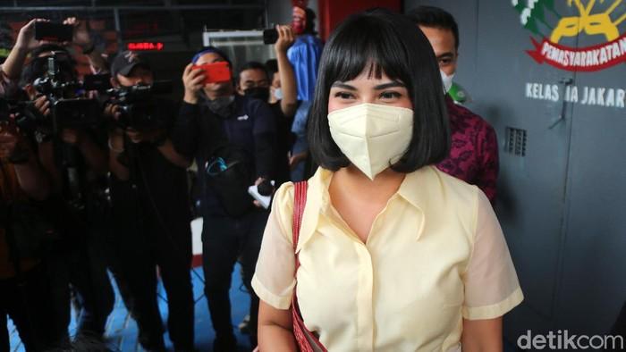 Vanessa Angel Syuting Lagi usai Bebas Murni dari Kasus Narkoba