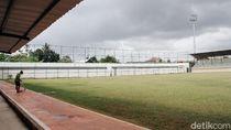 Wajah Baru Stadion Merpati Depok