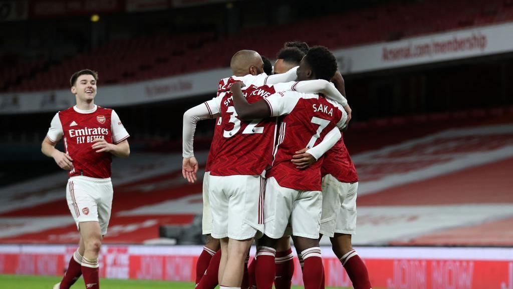 Arsenal Vs Newcastle: Kesabaran The Gunners Berbuah Tiga Angka