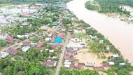 Banjir di Nunukan Kaltara: 533 Rumah-2.752 Jiwa Terdampak