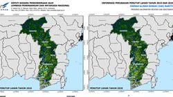 Dilanda Banjir, Begini Data Luas Lahan Hutan dan Tambang di Kalsel
