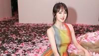 Cantiknya Annabel Yao, Anak Bos Huawei yang Baru Debut Jadi Penyanyi