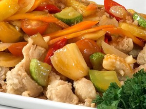 Masak Masak : Ayam Kuluyuk ala Restoran yang Lezat